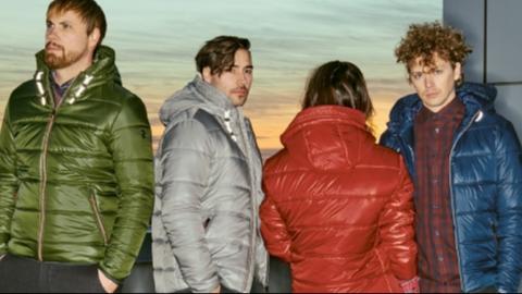 Скидка 30% на зимние куртки и пуховики